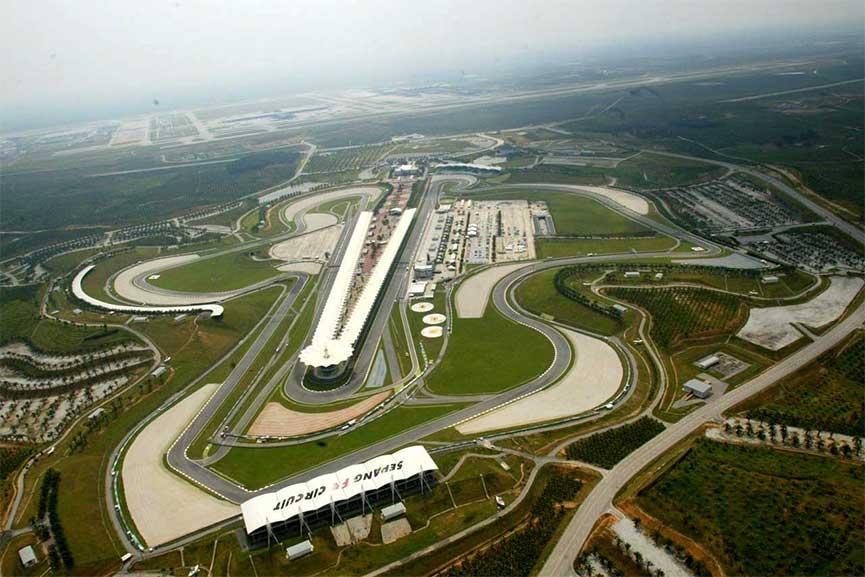 Sepang International Circuit Malaysia