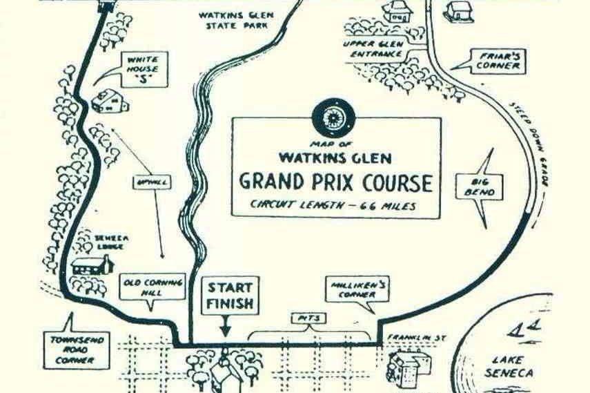 Watkins Glen 1948