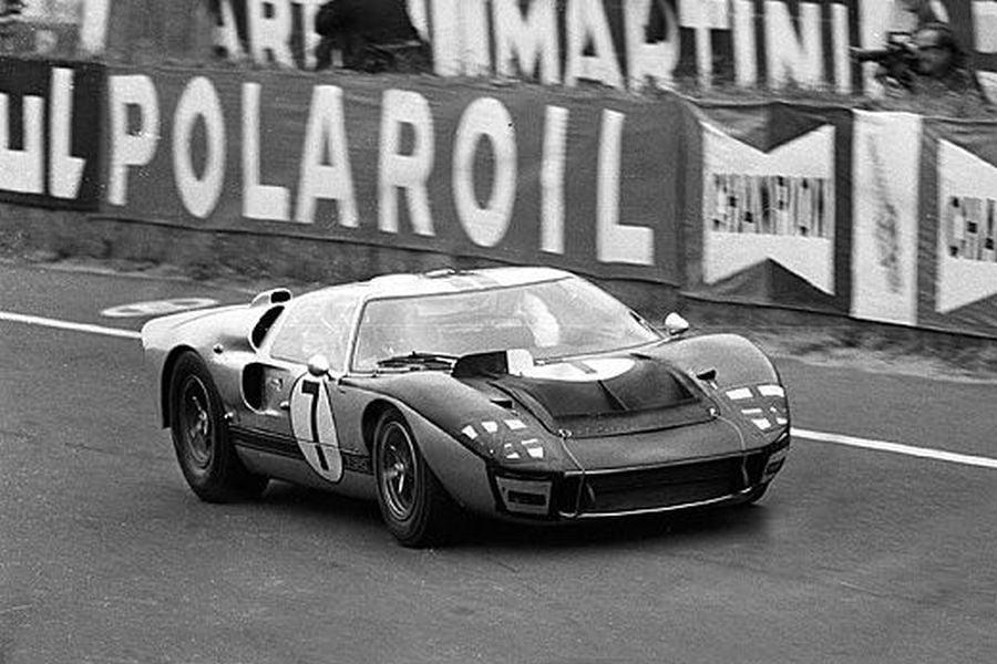 1966 Le Mans Hill-Muir