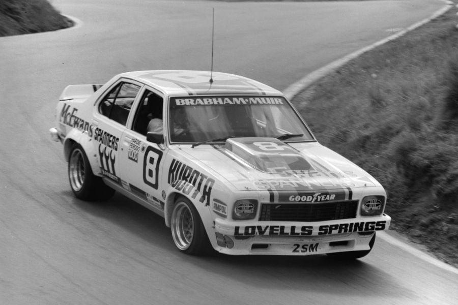 At 1978 Bathurst 1000, Jack Brabham and Brian Muir were sharing the #8 Holden Torana