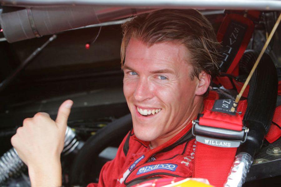 Alex Gurney in 2005