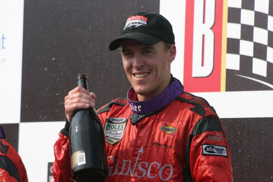 Alex Gurney - two-time Grand-Am Rolex Sports Car Series champion
