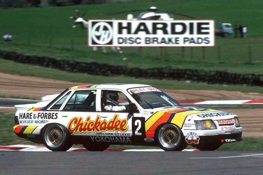The #2 Holden was a victorious car at 1986 Bathurst 1000
