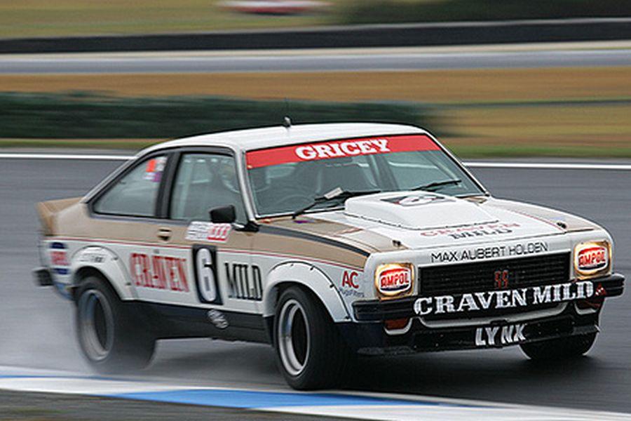 Allan Grice Gricey in a Holden Torana