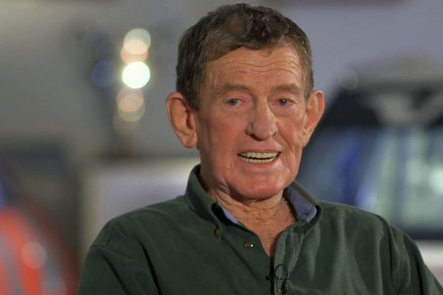 Australian racing legend Allan Grice