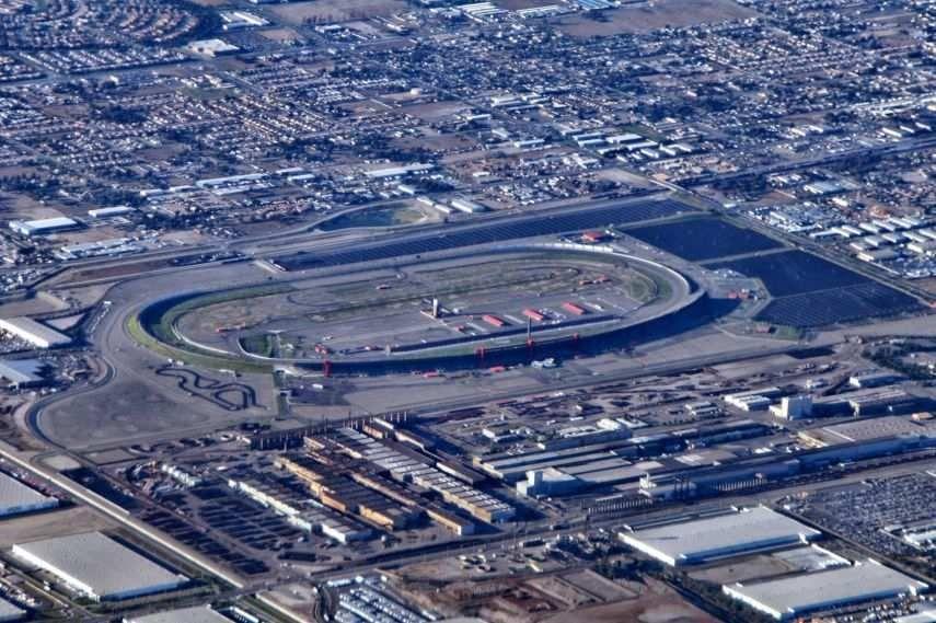 Auto Club Speedway, California Speedway, 1996, 1997, Fontana