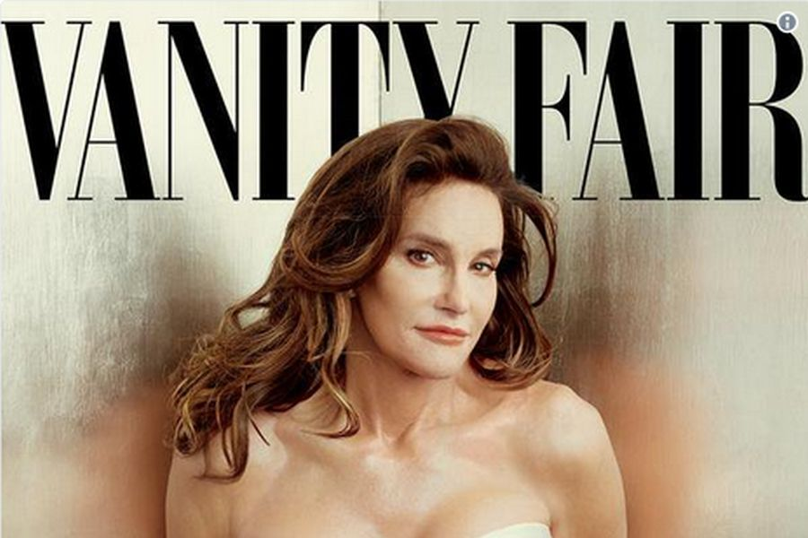 Caitlyn Jenner's first cover in July 2015