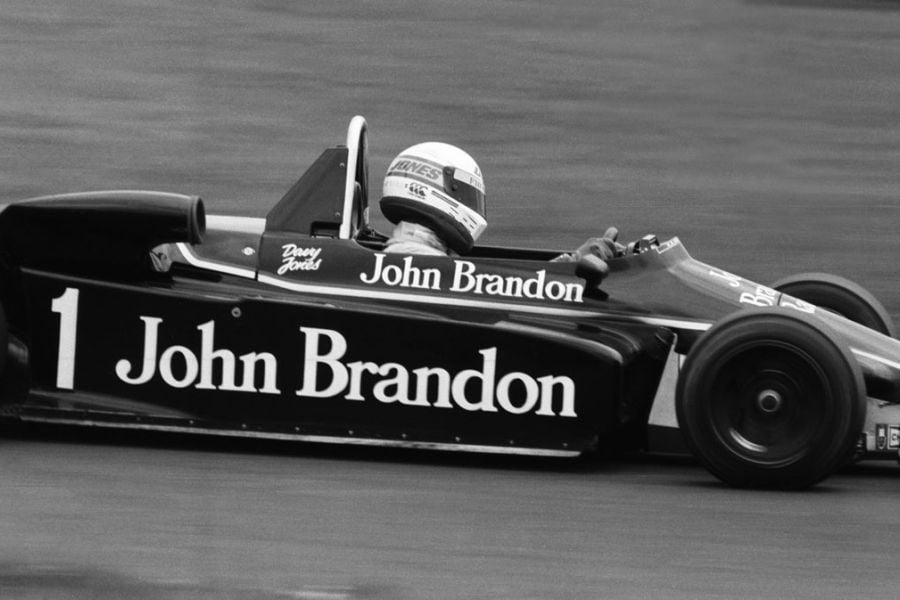 Davy Jones, 1984 Formula Pacific