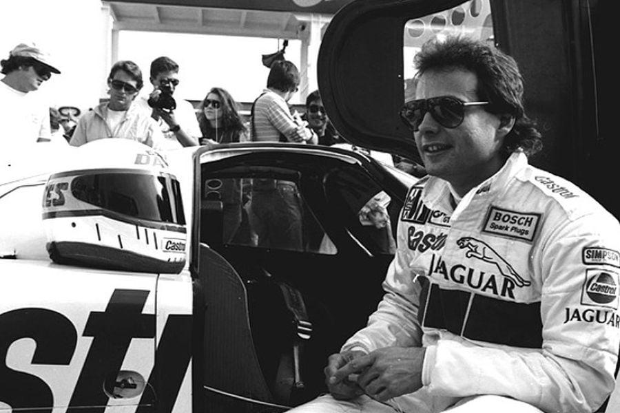 Davy Jones Jaguar 1988