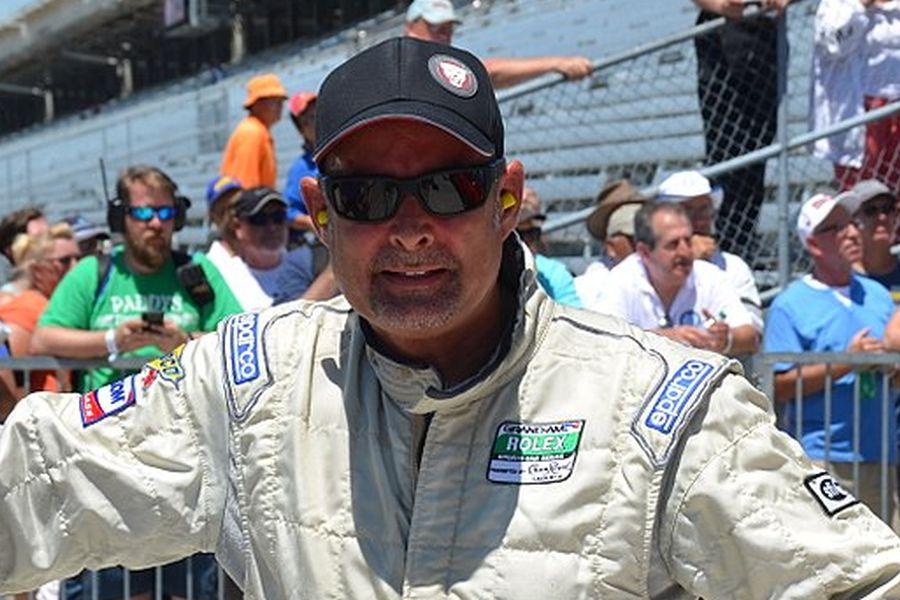 Davy Jones racing driver
