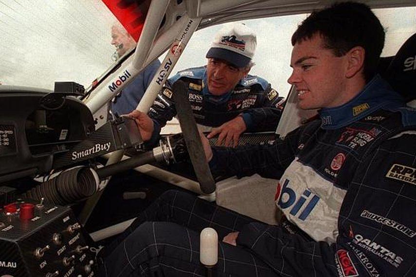 1996 Holden Racing Team,Peter Brock, C.Lowndes, Australia, motorsrport