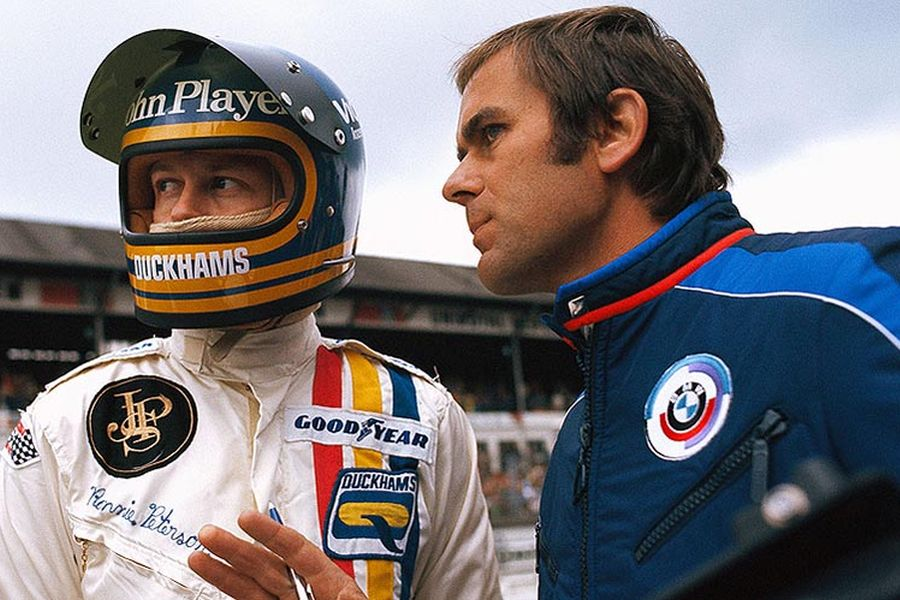 Jochen Neerpasch was leading BMW Motorsport during the 1970s