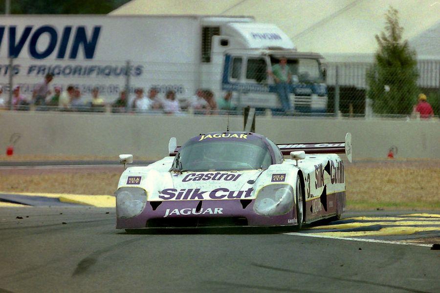 1990 Le Mans, #3 Jaguar, John Nielsen, Martin Brundle, Price Cobb