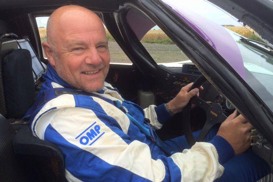 John Nielsen racing driver
