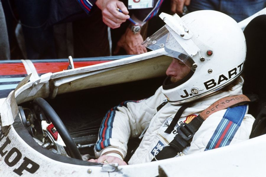 Jurgen Barth 1977