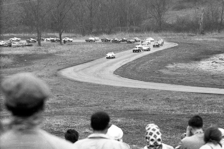 Lime Rock Park, 1959