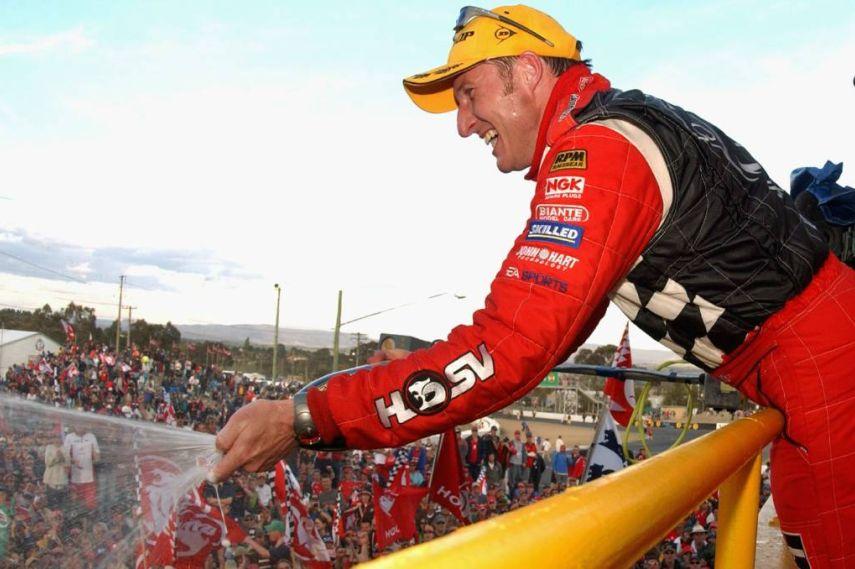 Mark Skaife, 2002, Holden Racing Team