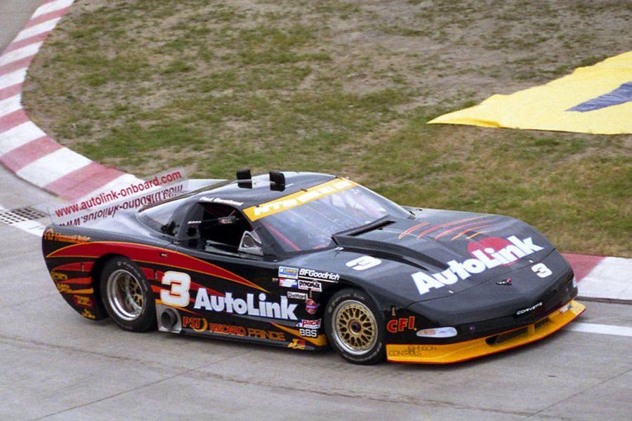 Paul Gentilozzi's Chevrolet Corvette in 1998