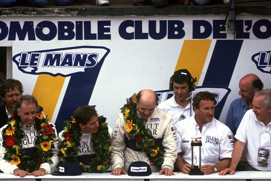 Price Cobb 1990 le mans