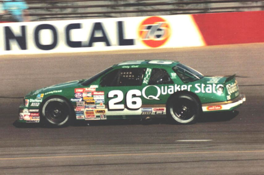 Ricky Rudd, 1989, Buick Regal