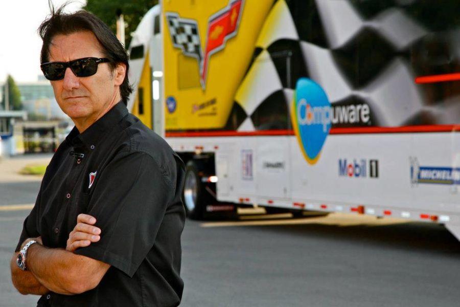 Ron Fellows, Corvette Racing