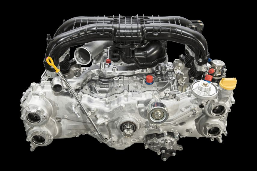 2016 BTCC, Subaru Levorg, 2.0 turbo boxer engine,