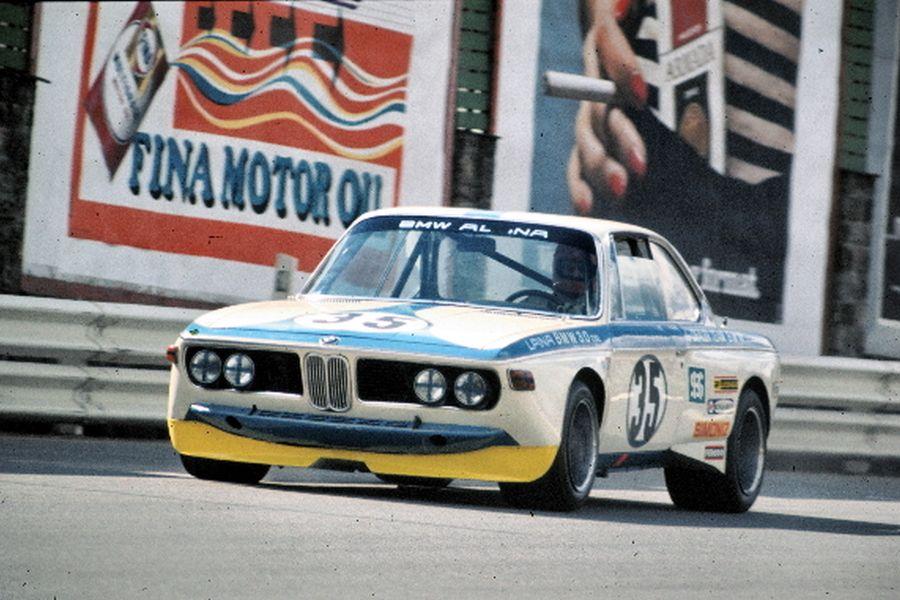 Brian Muir's Alpina BMW 3.0 CSL