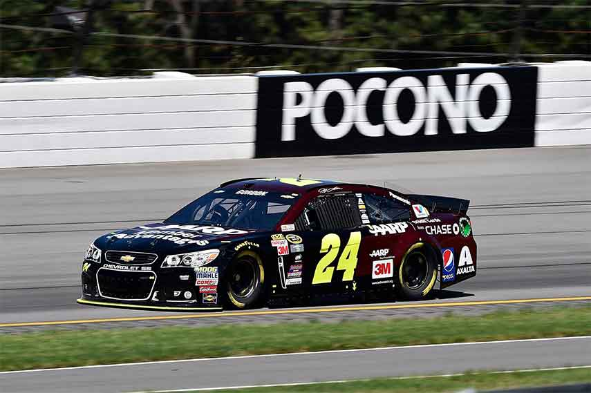 Pocono Raceway win like road information sports 2016 view paint 400 axalta like win road