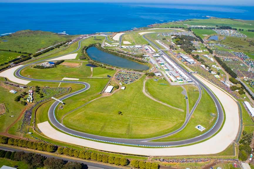 Phillip Island Circuit grand prix motorcycle history superbike