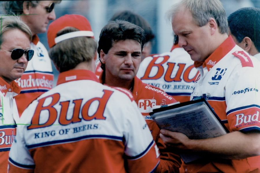 Scott Goodyear in 1994