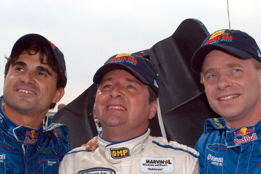 Scott Goodyear ended a career with a victory at 2003 Watkins Glen 6 Hours