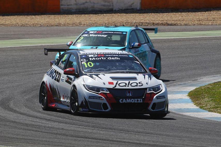 TCR International Series, Gianni Morbidelli