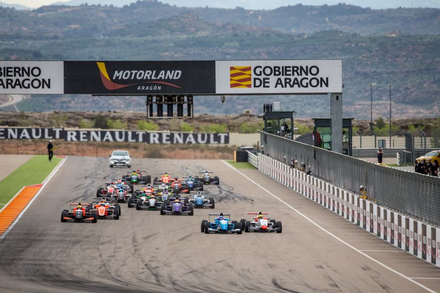 Formula Renault 2.0 Eurocup, Motorland Aragon