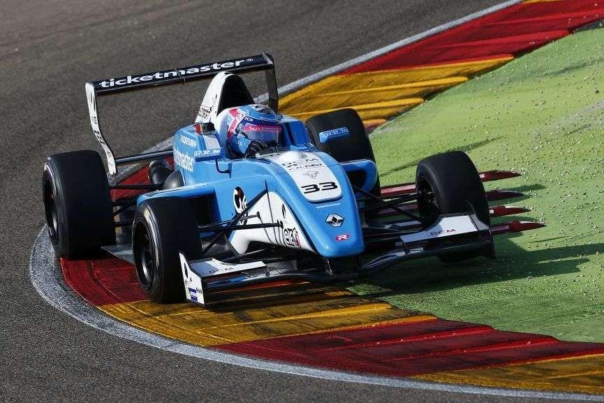 Formula Renault 2.0 Eurocup, Max Defourny