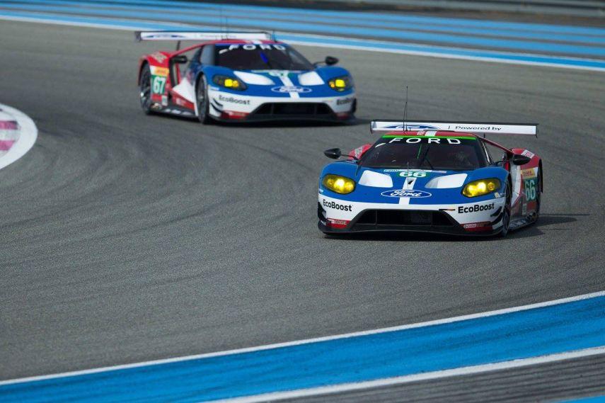 Ford GT, 2016 FIA WEC