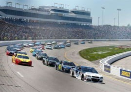 NASCAR Sprint Cup Series Richmond International Raceway 2016