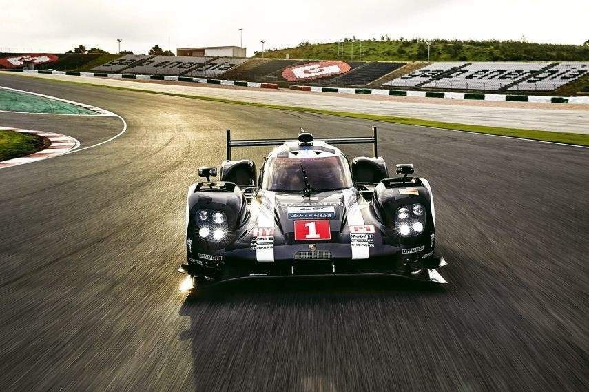 The defending champions Webber, Hartley and Bernhard will have number 1 on their Porsche 919 Hybrid