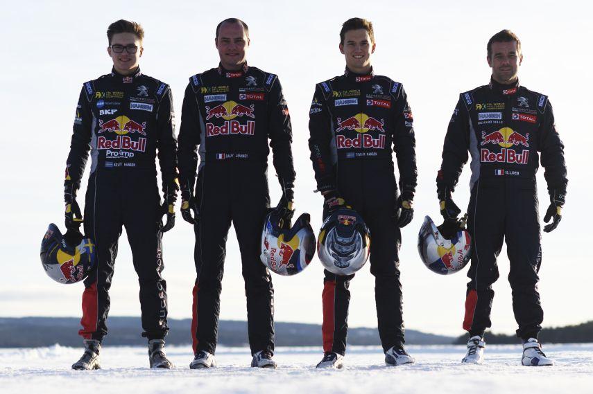 Team Peugeot Hansen, World RX 2016