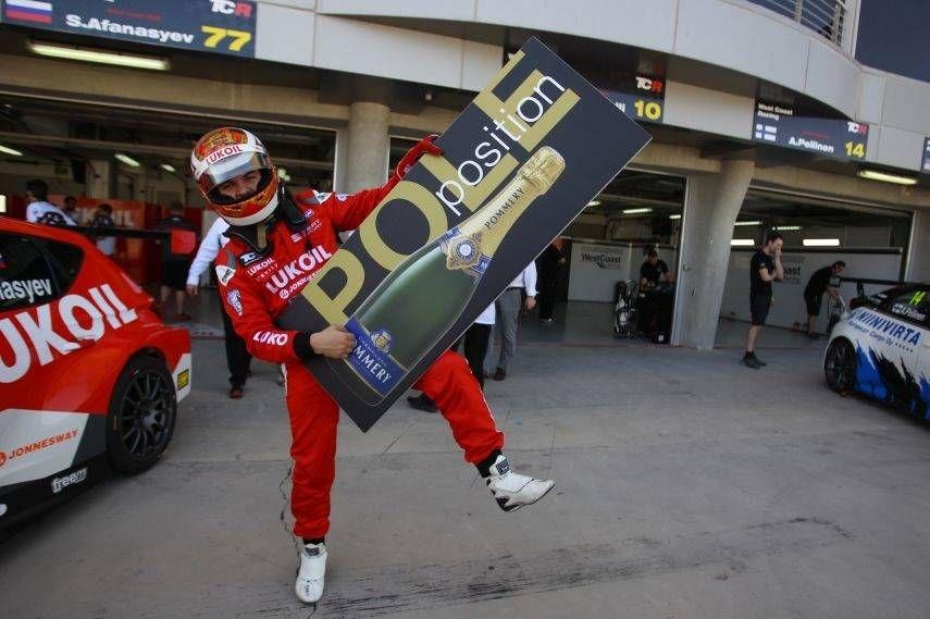 2016 TCR International Series, Sergey Afanasyev