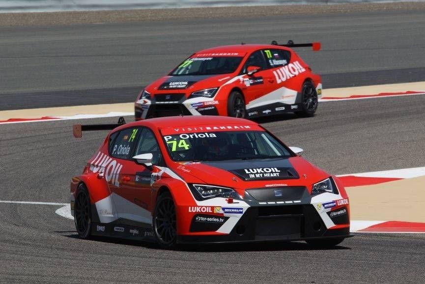 2016 TCR International Series, Bahrain, Pepe Oriola