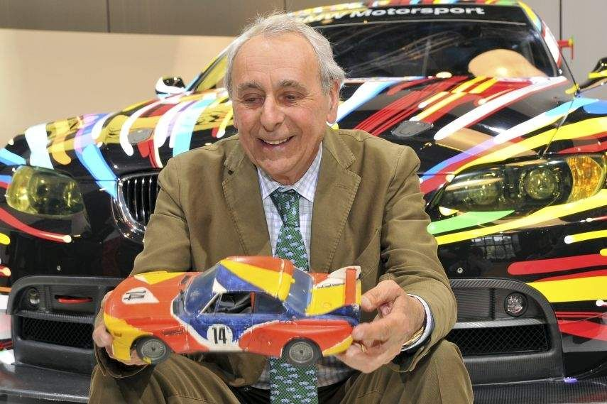 Hervé Poulain, BMW Art Car Collection, 1975 - 2010