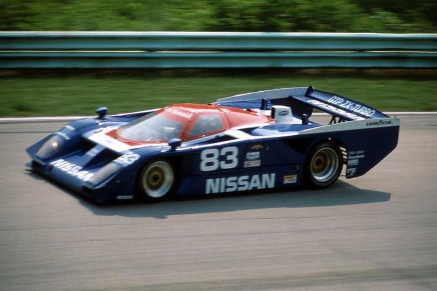 Chip Robinson's Nissan GTP ZX-Turbo