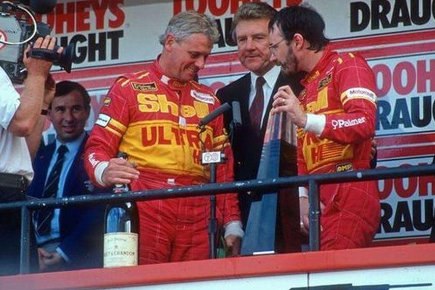 1989 Bathurst, Dick Johnson, John Bowe