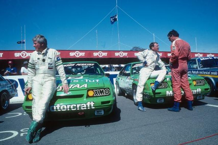 1985, Dick Johnson Racing, Jack Perkins