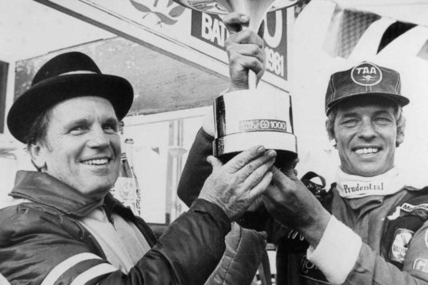 1981 Bathurst, John French, Dick Johnson