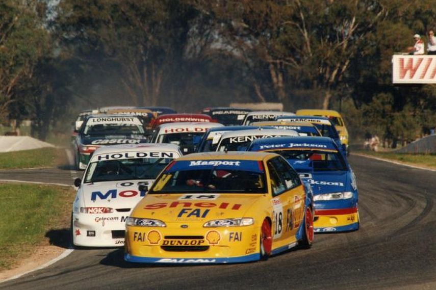 1995 Australian Touring Car Championship, John Bowe