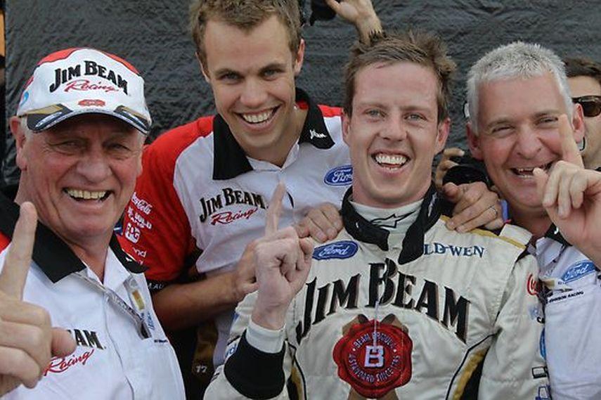 2010 V8 Supercars Championship, James Courtney, Dick Johnson Racing