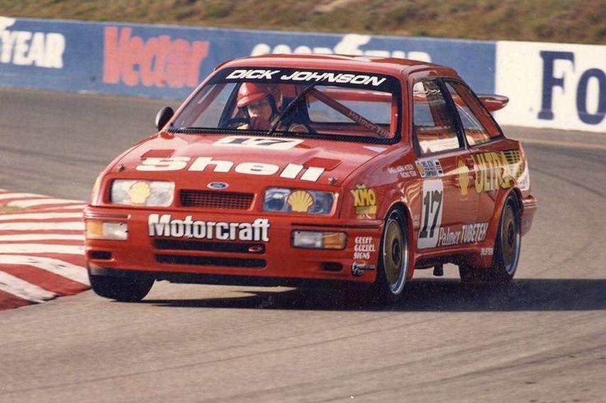 Dick Johnson Racing, Ford Sierra