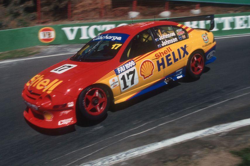 1999 Bathurst, Dick Johnson, Steven Johnson