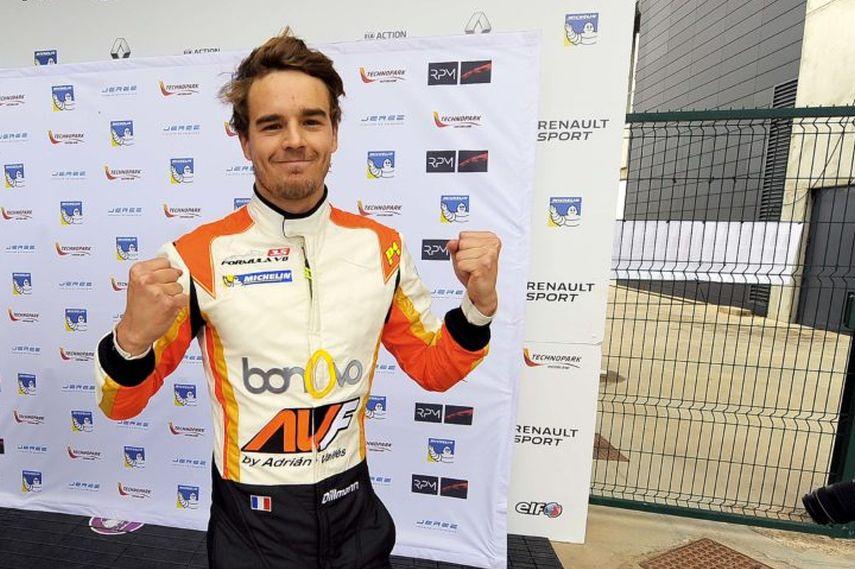 Tom Dillmann, Formula V8 3.5